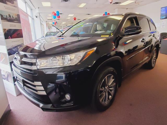 2018 Toyota Highlander XLE [7]