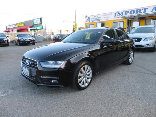 2013 Audi A4 Premium for sale in Hayward, CA