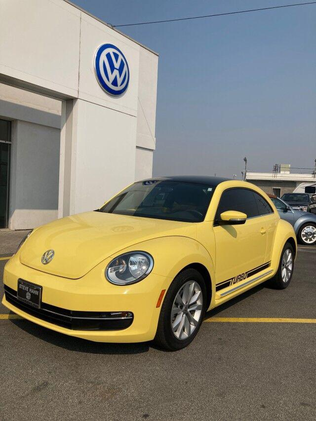 2015 Volkswagen Beetle Coupe 2.0L TDI for sale in Union Gap, WA