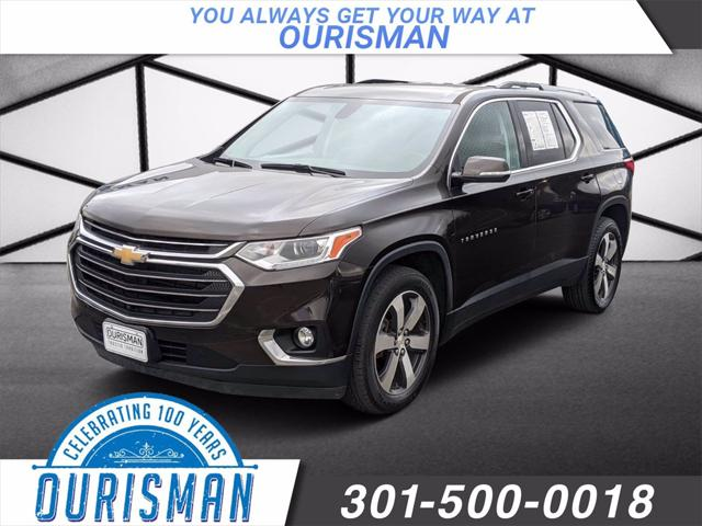 2018 Chevrolet Traverse LT Leather for sale in MARLOW HEIGHTS, MD