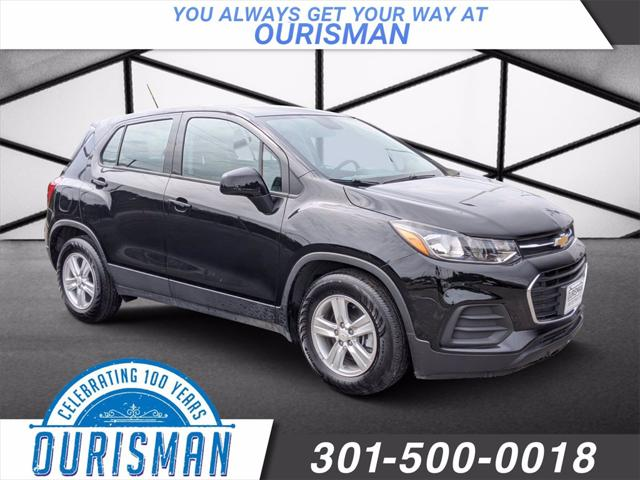 2020 Chevrolet Trax LS for sale in MARLOW HEIGHTS, MD
