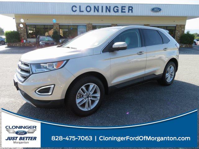 2018 Ford Edge SEL for sale in Morganton, NC