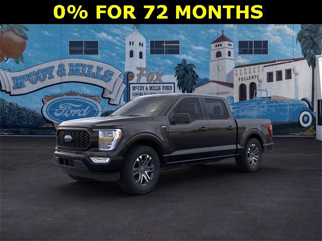 2021 Ford F-150 XL for sale in Fullerton, CA