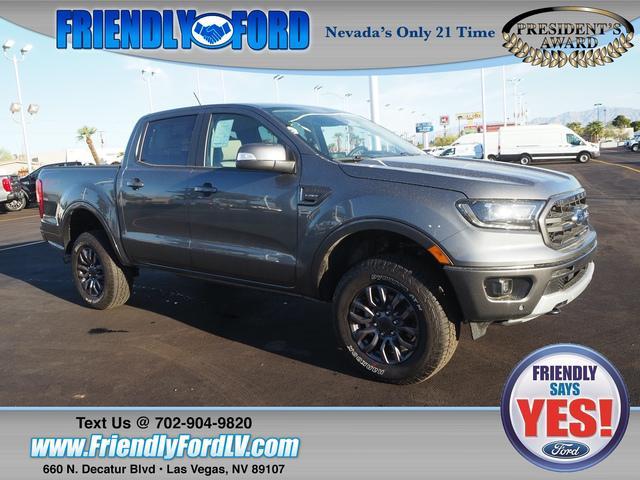 2021 Ford Ranger LARIAT for sale in Las Vegas, NV