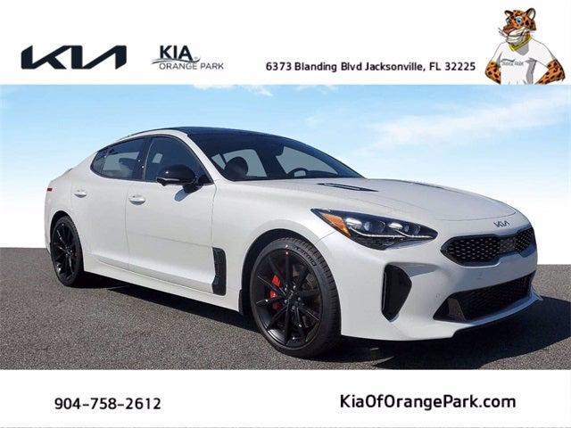 2022 Kia Stinger GT2 for sale in Jacksonville, FL