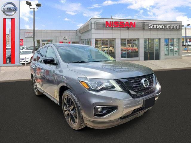 2018 Nissan Pathfinder SL [14]