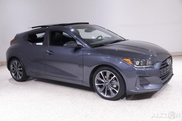 2019 Hyundai Veloster 2.0 Premium for sale in MENTOR, OH