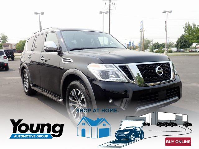 2020 Nissan Armada SL for sale in Layton, UT