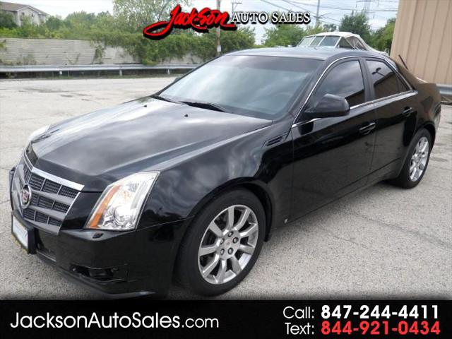 2008 Cadillac CTS AWD w/1SB for sale in Waukegan, IL