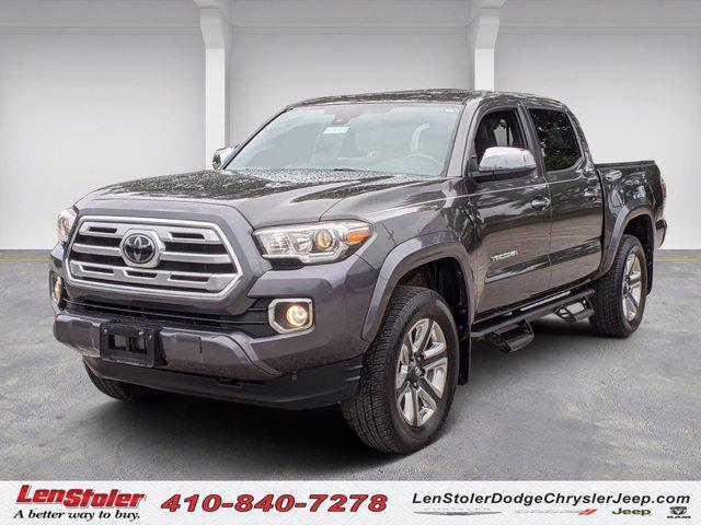 2018 Toyota Tacoma Limited for sale in Westminster, MD