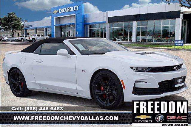 2021 Chevrolet Camaro 2SS for sale in Dallas, TX