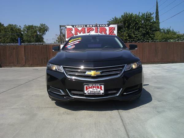 2015 Chevrolet Impala LT for sale in Modesto, CA