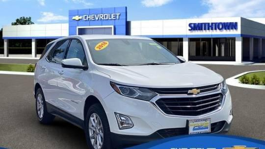 2018 Chevrolet Equinox LT for sale in Saint James, NY