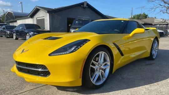 2015 Chevrolet Corvette 2LT for sale in Spring, TX