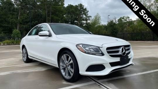 2018 Mercedes-Benz C-Class C 300 for sale in The Woodlands, TX