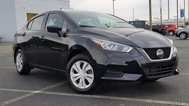 2021 Nissan Versa S for sale in Lancaster, OH