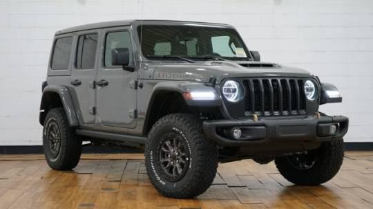 2021 Jeep Wrangler Unlimited Rubicon 392 for sale in Lansing, IL