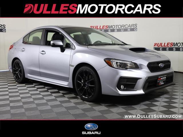 2021 Subaru WRX Limited for sale near Leesburg, VA