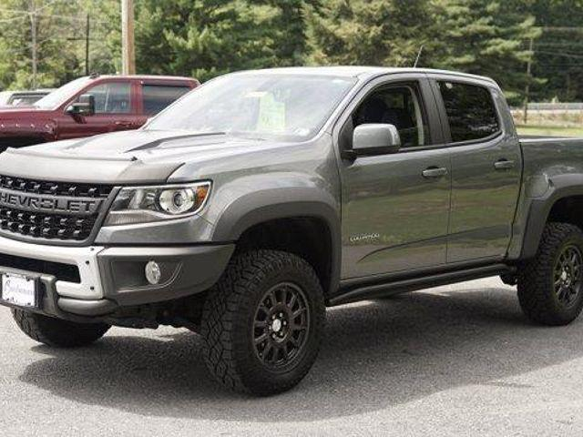2020 Chevrolet Colorado 4WD ZR2 for sale in Waynesboro, PA