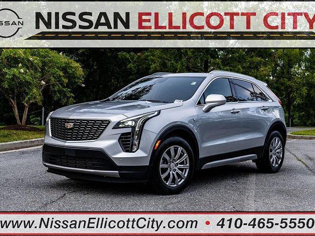 2019 Cadillac XT4 FWD Premium Luxury for sale in Ellicott City, MD