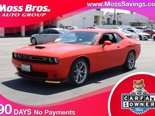 2020 Dodge Challenger GT for sale in Moreno Valley, CA
