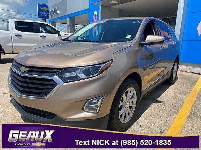 2018 Chevrolet Equinox LT for sale in LaPlace, LA