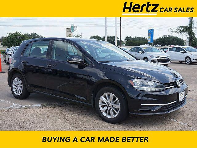 2019 Volkswagen Golf S for sale in Houston, TX