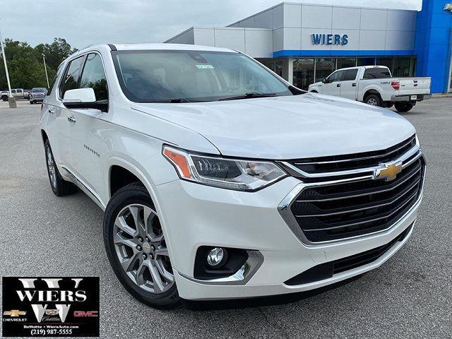 2018 Chevrolet Traverse Premier for sale in Demotte, IN