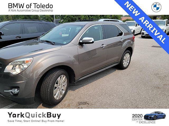 2011 Chevrolet Equinox LTZ for sale in Toledo, OH