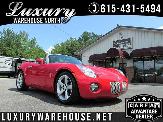 2007 Pontiac Solstice 2dr Convertible for sale in Hendersonville, TN