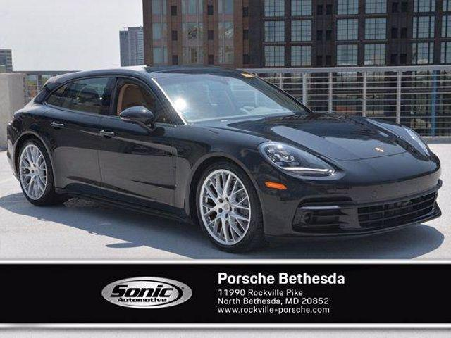 2018 Porsche Panamera 4 for sale in North Bethesda, MD