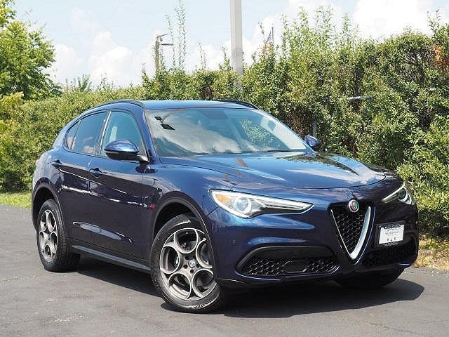 2018 Alfa Romeo Stelvio Sport for sale in Naperville, IL