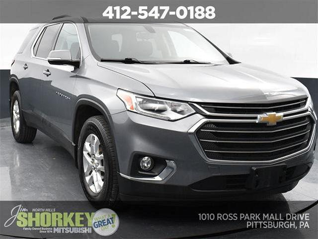 2018 Chevrolet Traverse LT Cloth for sale in Pittsburgh, PA