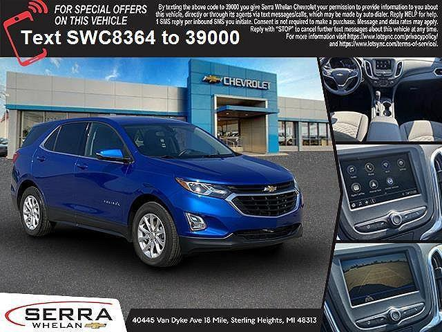 2019 Chevrolet Equinox LT for sale in Sterling Heights, MI