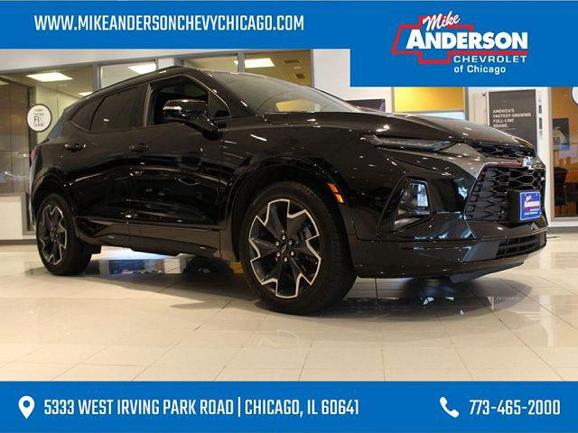 2020 Chevrolet Blazer RS for sale in Chicago, IL