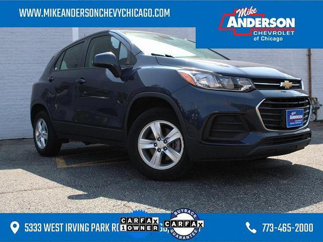 2018 Chevrolet Trax LS for sale in Chicago, IL