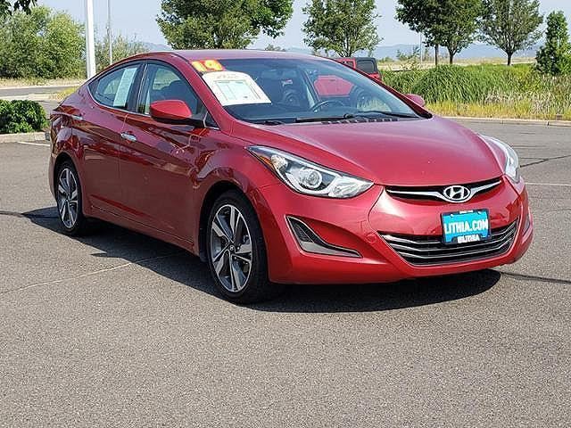 2014 Hyundai Elantra Limited for sale in Bend, OR