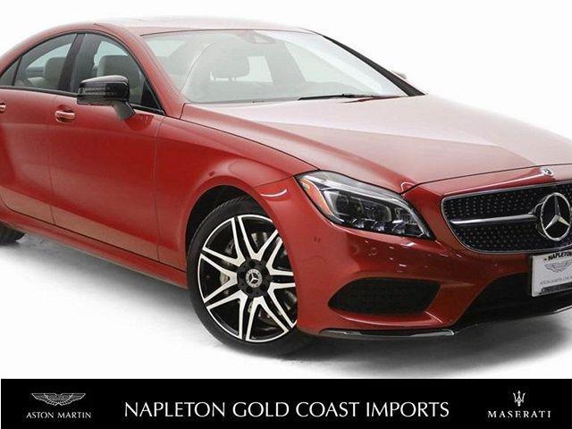 2017 Mercedes-Benz CLS CLS 550 for sale in Calumet City, IL