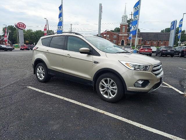 2018 Ford Escape SEL for sale in Massillon, OH