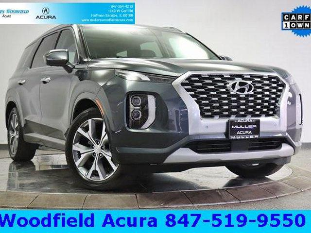 2021 Hyundai Palisade Limited for sale in Hoffman Estates, IL