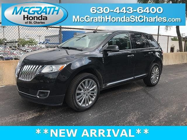 2015 Lincoln MKX for sale near Saint Charles, IL