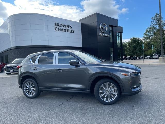 2021 Mazda CX-5 Grand Touring Reserve for sale in Chantilly, VA