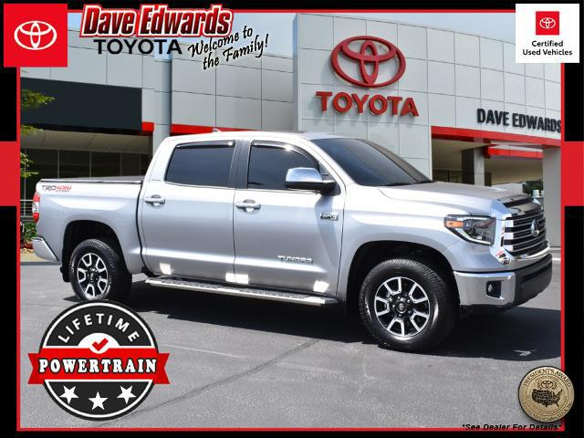 2020 Toyota Tundra Limited for sale in Spartanburg, SC