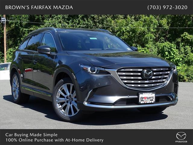 2021 Mazda CX-9 Signature for sale in Fairfax, VA