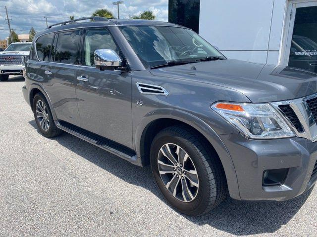 2019 Nissan Armada SL for sale in Lutz, FL