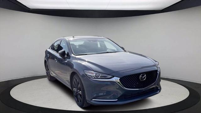 2021 Mazda Mazda6 Carbon Edition for sale in Valparaiso, IN