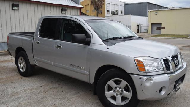 2007 Nissan Titan SE for sale in New Braunfels, TX