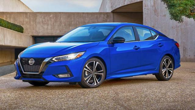 2021 Nissan Sentra SV for sale in Waldorf, MD