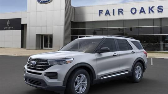 2021 Ford Explorer XLT for sale in Naperville, IL