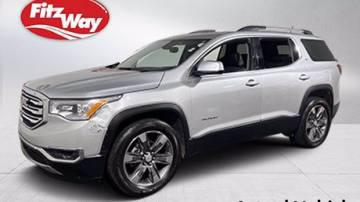 2017 GMC Acadia SLT for sale in Gaithersburg, MD